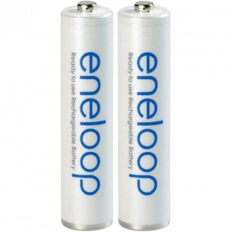 2 x Rechargeable Batteries Panasonic ENELOOP AAA (800mAh)