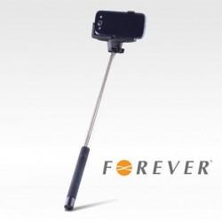 Bluetooth Selfie Stick with Telescopic Arm